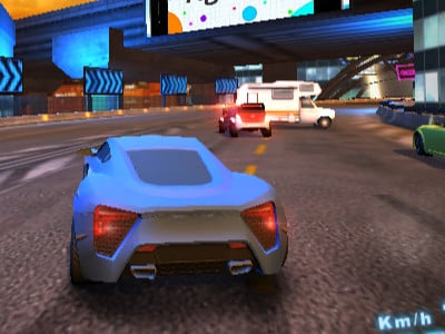 Turbo Racing 3 online game