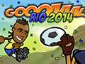 Goooaaal Rio 2014 online game