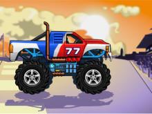 Monsters' Wheels online hra