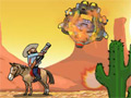 Cowboy vs Aliens online game