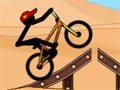 Stickman Freestyle BMX online game