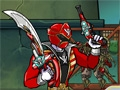 Power Rangers Super Megaforce: Legacy online hra