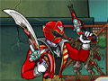 Power Rangers Super Megaforce: Legacy online hra