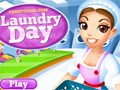 Laundry Day online hra