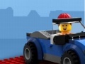 The LEGO Movie | Glue Escape Racing Game online game