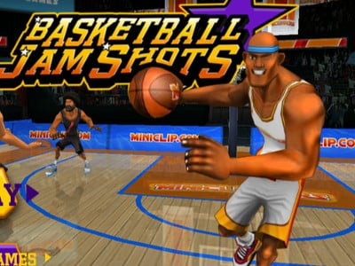 Basketball Jam Shots oнлайн-игра
