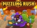 Puzzling Rush online hra