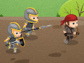 Solandia Uprising online hra