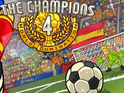 The Champions 4 - World Domination online game