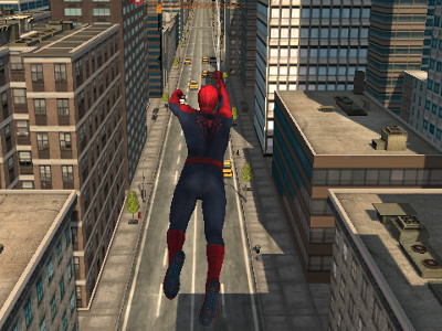 The Amazing Spider-Man 2™ Endless Swing online hra