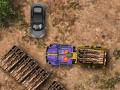 Timber Lorry Driver online hra