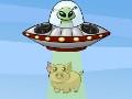 Barnyard UFO online hra