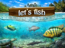 Let's Fish online game