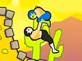 Wrestle Jump oнлайн-игра