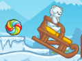 Find The Candy: Winter online hra