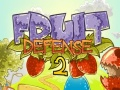 Fruit Defense 2 online game