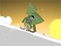 Downhill Snowboard 3 online hra