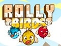 Rolly Birds online hra