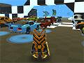 Kogama: World Racing online game