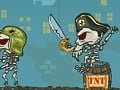 Van Helsing vs Skeletons online hra
