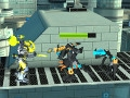Invasion From Below | Lego Hero Factory online hra