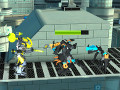 Invasion From Below | Lego Hero Factory online game