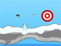 Penguin Bow Golf online game