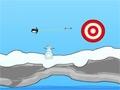 Penguin Bow Golf online hra