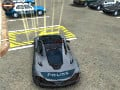 3D Parking Police Station online hra