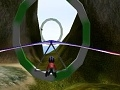 Hang Gliding Racing online hra