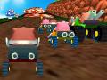 Krazy Kart 3D online hra