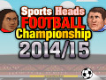 SportsHeads Football Championship 2014 online game