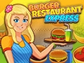 Burger Restaurant Express online game