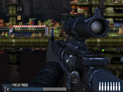 Stealth Sniper online game