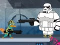 Agent P Rebel Spy online hra