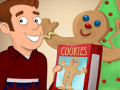 Christmas Cookie Quest online game
