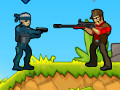 Strike Force Commando online hra