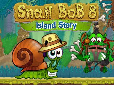Snail Bob 8 online hra