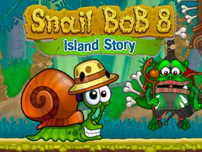 Snail Bob 8 oнлайн-игра