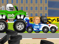 Sports Head Racing online hra