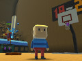 Kogama: Basketball Arena online game