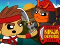 Ninja Defense online game
