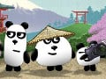 3 Pandas in Japan online hra