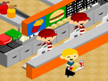 McDonald's Videogame online hra