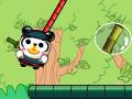Panda Ninja online hra