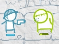 Doodle Brigade online hra
