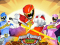 Power Rangers Dino Charge: Unleash the Power! online hra