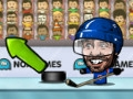 Puppet Ice Hockey online hra