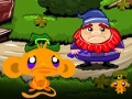 Monkey Go Happy Leprechauns online game