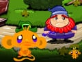 Monkey Go Happy Leprechauns online hra